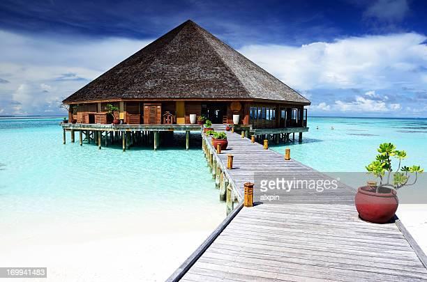 Restaurant des Maldives