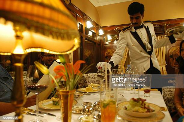 Restaurant Orient Express hotel Taj Palace New Delhi changes routes with Chef DN Sharma changing as many as 42 items on its manu