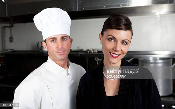 Restaurant owner and Chef