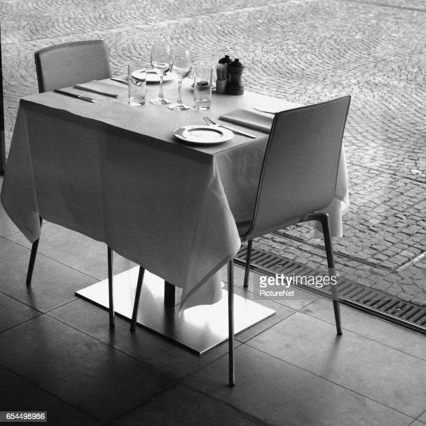 Restaurant Table