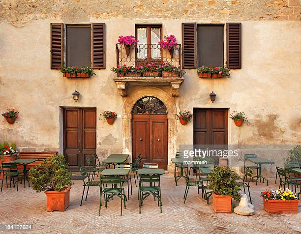 tables du Restaurant Italie