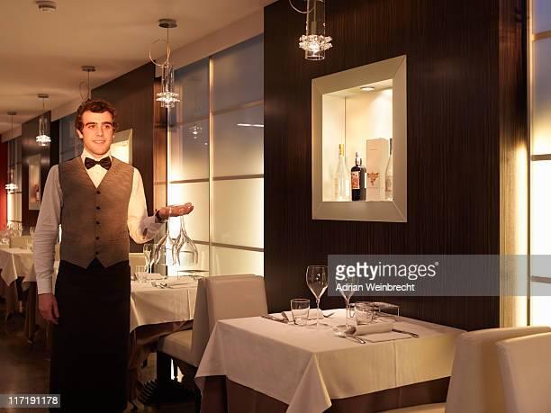 Restaurant Waiter