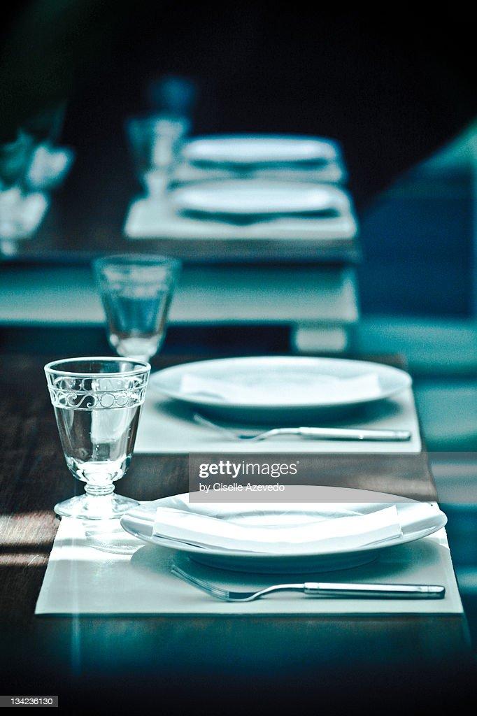 Restaurante : Stock Photo