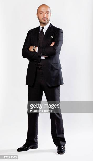 Restauranteur Joe Bastianich is photographed for Ad Week on July 29 2013 in New York City PUBLISHED IMAGE