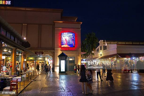 Restaurants et de Calypso cabaret