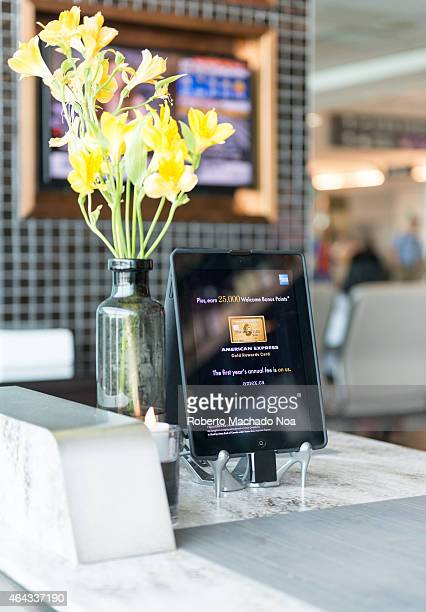 Restaurants are starting to use digital technology for self serving regarding the customer seeing their menu ordering and paying their bill