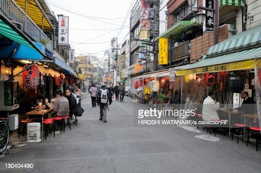 Restaurants in Asakusa