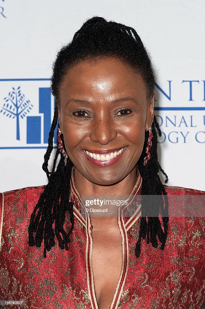 Restaurateur B. Smith attends the 17th Annual National Urban Technology Center Gala at Capitale on June 11, 2012 in New York City.