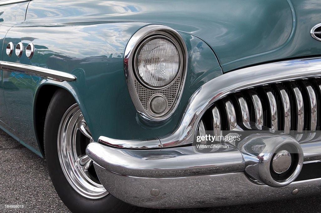 Restored 1953 Buick Automobile
