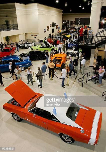 Exotic Car Show At Caesars Palace