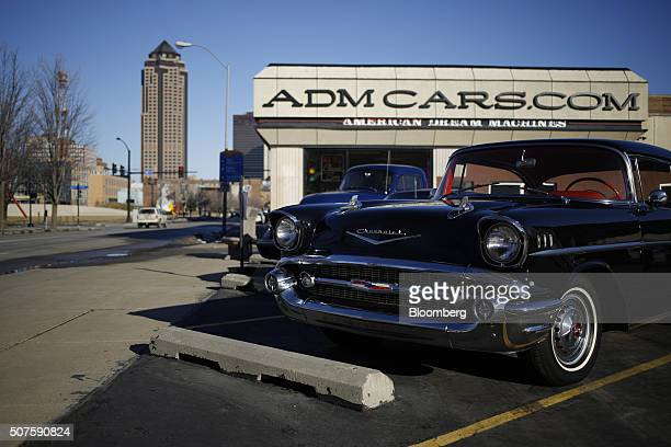 Chevrolet bel air stock photos and pictures getty images for European motors des moines