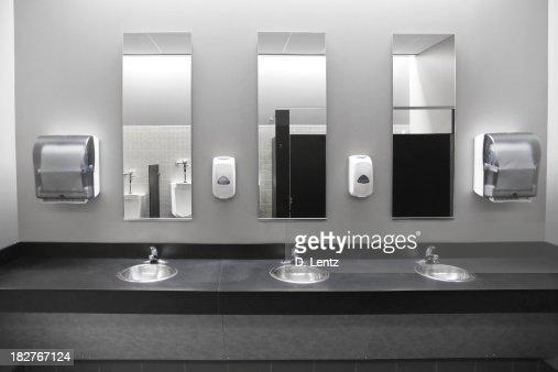 Restroom Sinks
