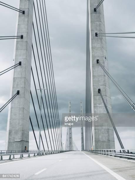 マルメ コペンハーゲン間 Öresundsbron エーレスンド橋