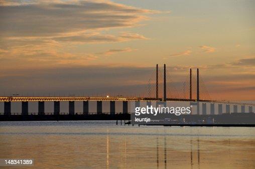 Øresundsbron : Stock Photo