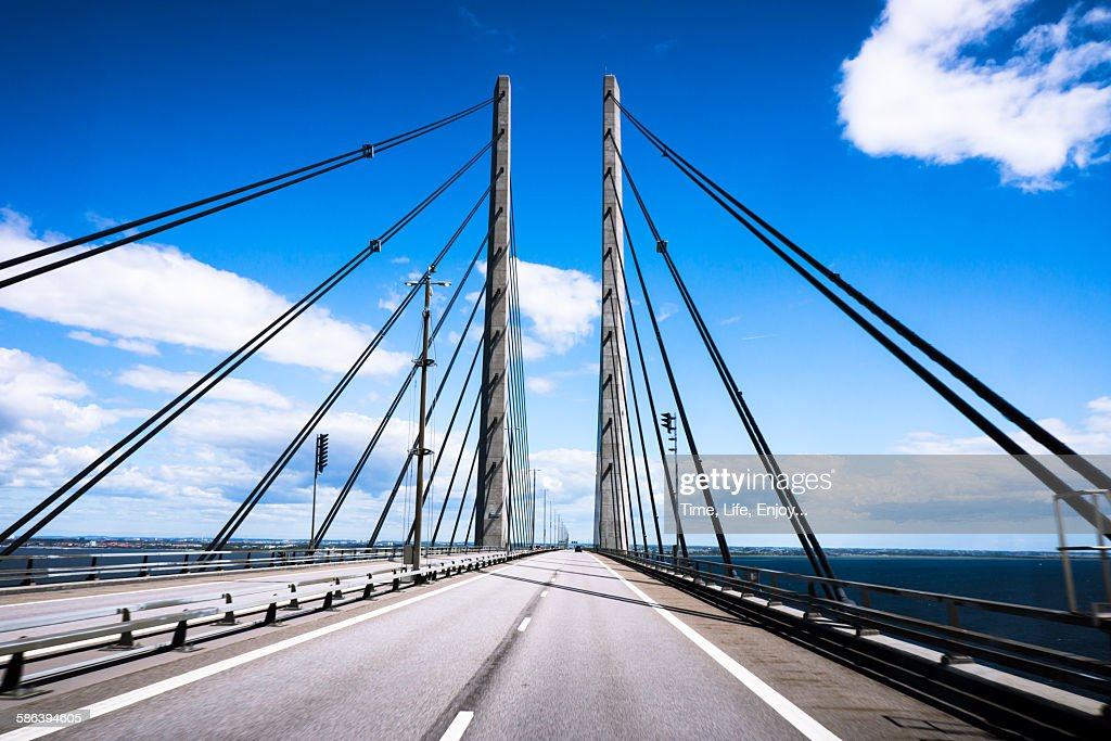 Öresundsbron (Oresund Bridge)