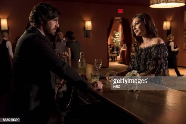SHIFT 'Resurgence' Episode 410 Pictured Eoin Macken as TC Callahan Jill Flint as Jordan Alexander