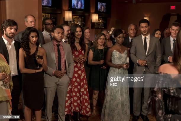 SHIFT 'Resurgence' Episode 410 Pictured Eoin Macken as TC Callahan Rana Roy as Amira Robert Bailey Jr as Paul Cummings Tanaya Beatty as Shannon...