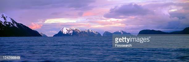 Resurrection Bay and Kenai Fjords National Park