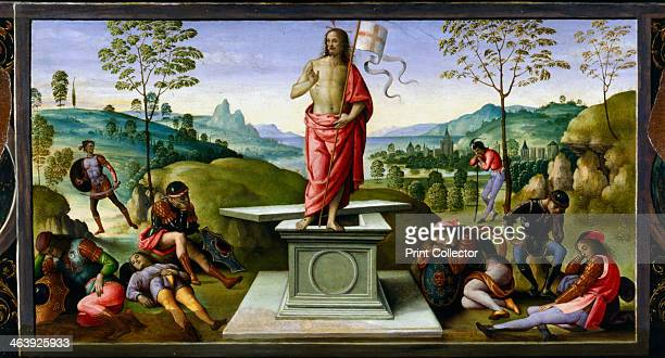'Resurrection of Christ' 1495