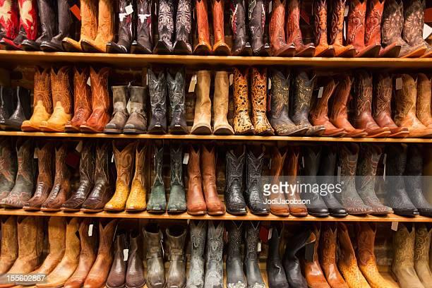 Retail: Cowboy Boots
