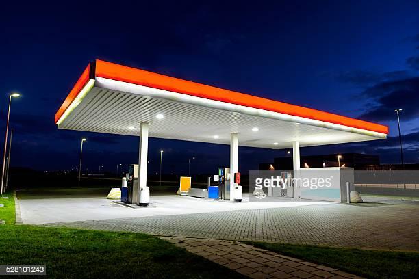 Retail Gasoline Station