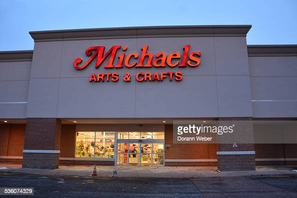 Michaels store stock photos and pictures getty images for Michaels crafts bridgewater nj