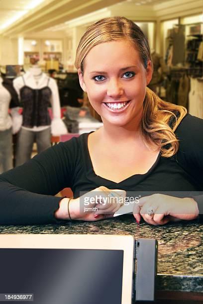 Retail Store Smile