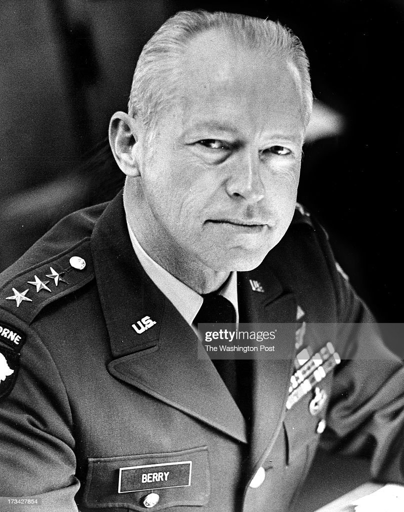 Retired Army Lt. Gen. Sidney B. Berry, who fought in two wars, held many decorations for bravery, and headed West Point at a time of change and challenge for both the country and the storied military academy, died July 1 at 87.