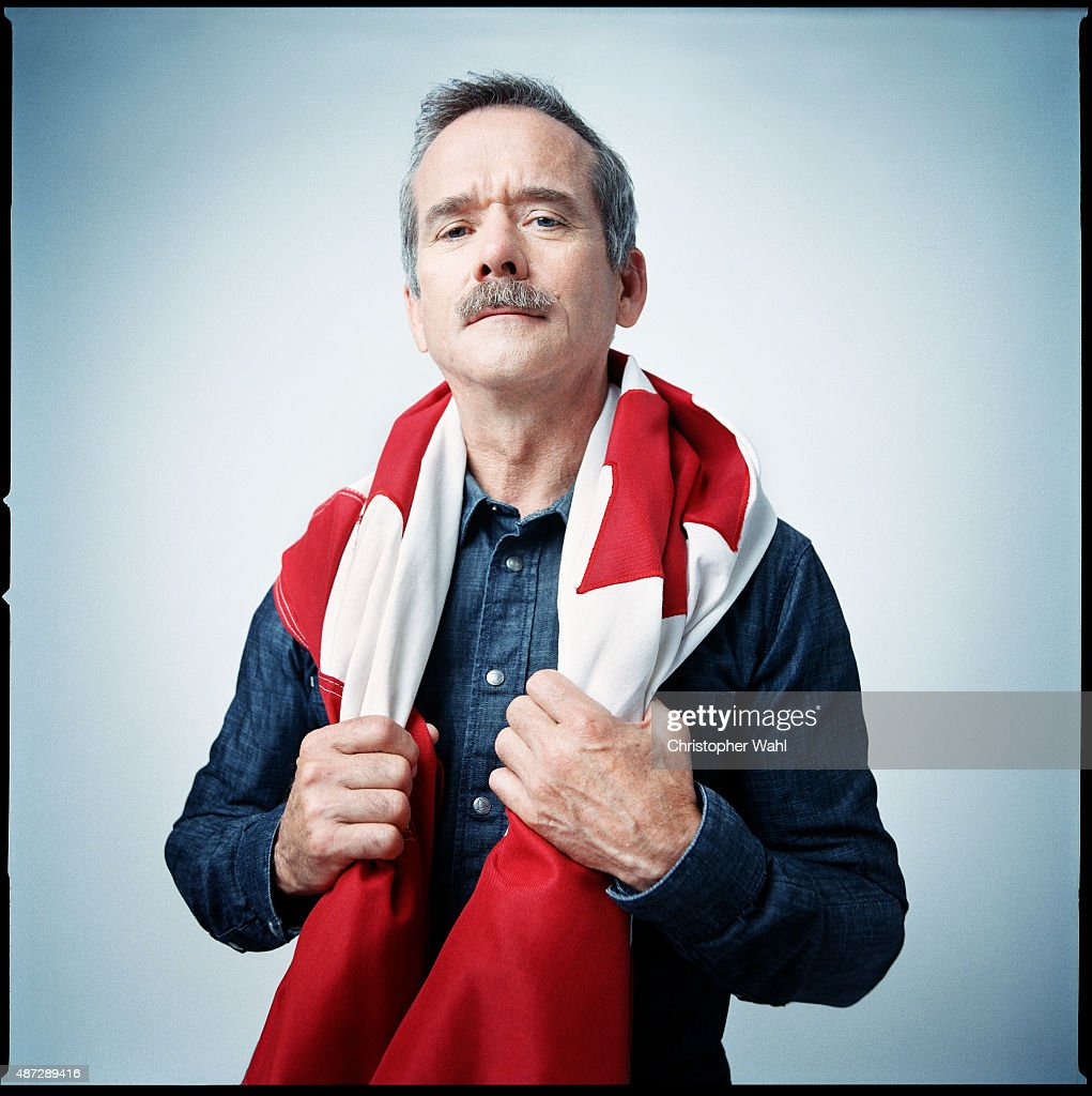 Retired Canadian astronaut who was the first Canadian to walk in space Chris Hadfield is photographed for Self Assignment on August 1, 2015 in Toronto, Ontario.