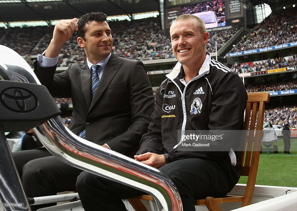 AFL Grand Final - Collingwood v Geelong