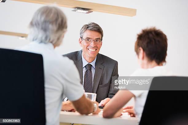 Pensione coppia, parlare con loro Consulente finanziario