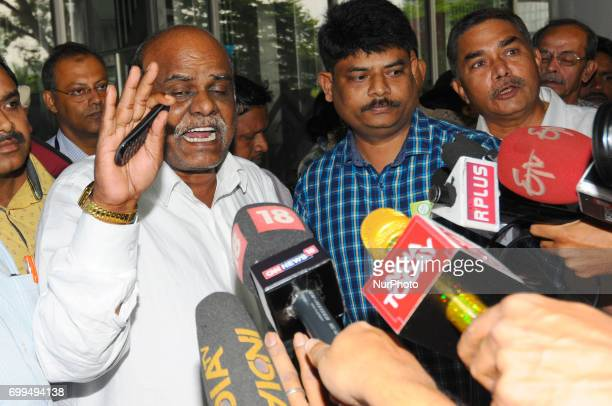 Retired judge C S Karnan who had been absconding since May 9 is arrested by the West Bengal police with the assistance of the Tamil Nadu police from...