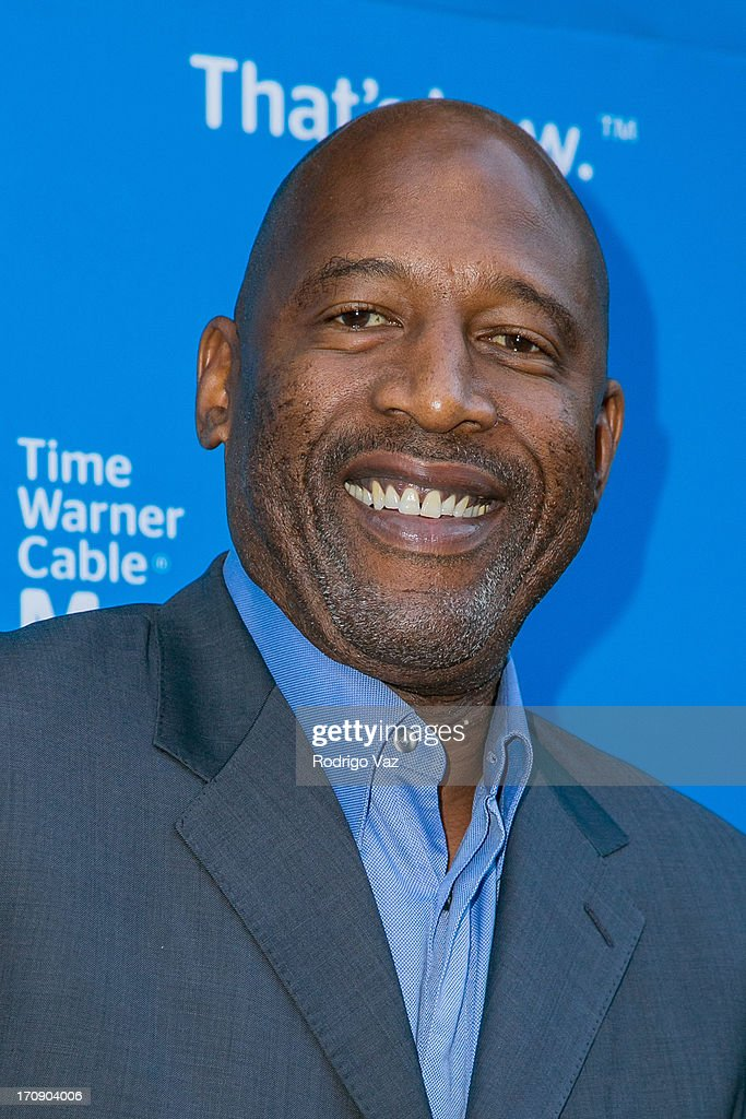 Retired LA Laker and commentator <a gi-track='captionPersonalityLinkClicked' href=/galleries/search?phrase=James+Worthy&family=editorial&specificpeople=212863 ng-click='$event.stopPropagation()'>James Worthy</a> attends the Time Warner Cable Media (TWC Media) 'View From The Top' Upfront at Vibiana on June 19, 2013 in Los Angeles, California.