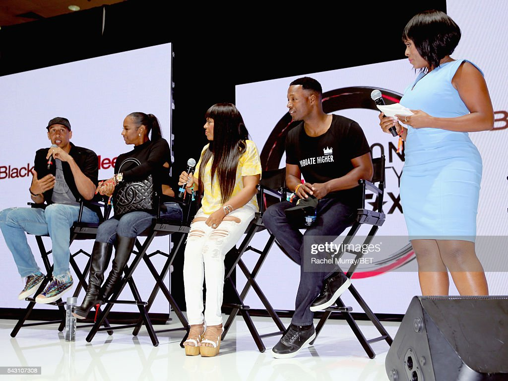 2016 BET Experience Fashion & Beauty Relationship Panel s