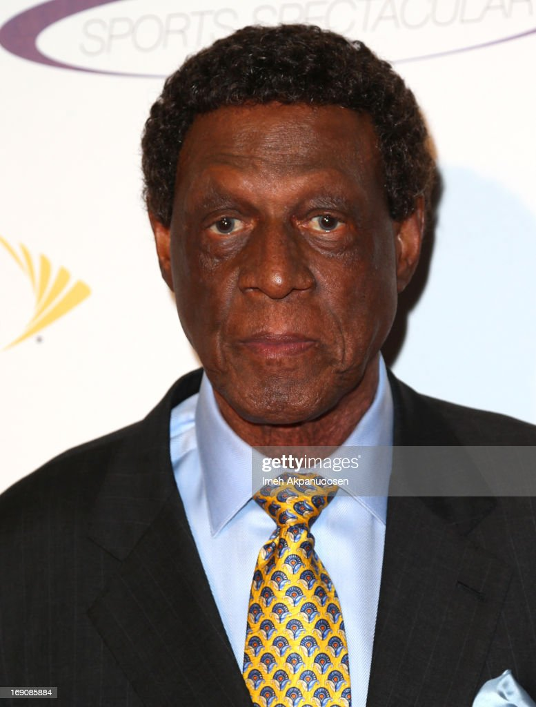 Retired NBA player Elgin Baylor attends the 28th Anniversary Sports Spectacular Gala at the Hyatt Regency Century Plaza on May 19, 2013 in Century City, California.