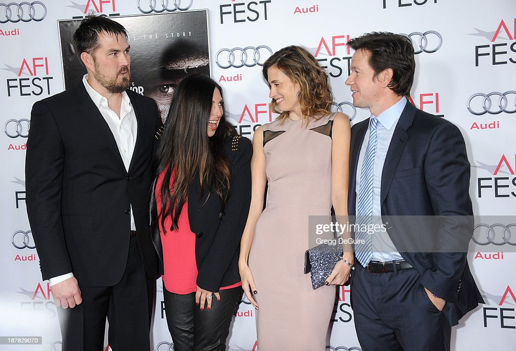 "Presented By Audi - ""Lone Survivor"" Premiere - Arrivals ..."