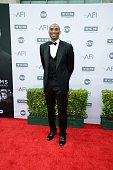 Retired professional basketball player Kobe Bryant attends the 44th AFI Life Achievement Awards Gala Tribute to John Williams at Dolby Theatre on...