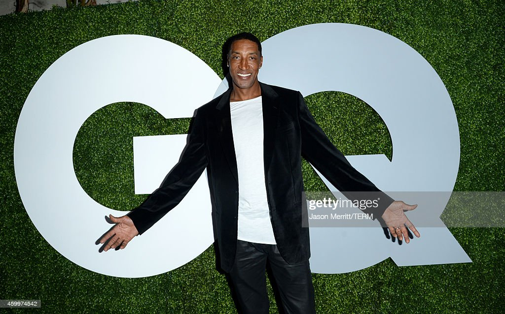 2014 GQ Men Of The Year Party - Carpet