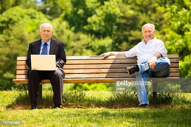 Retired Vs. Employed