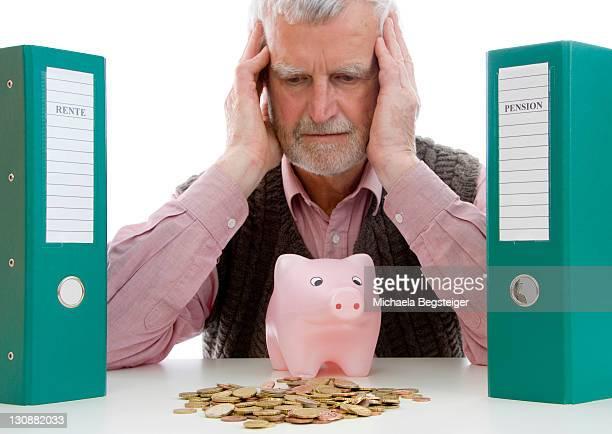 Retiree with money troubles