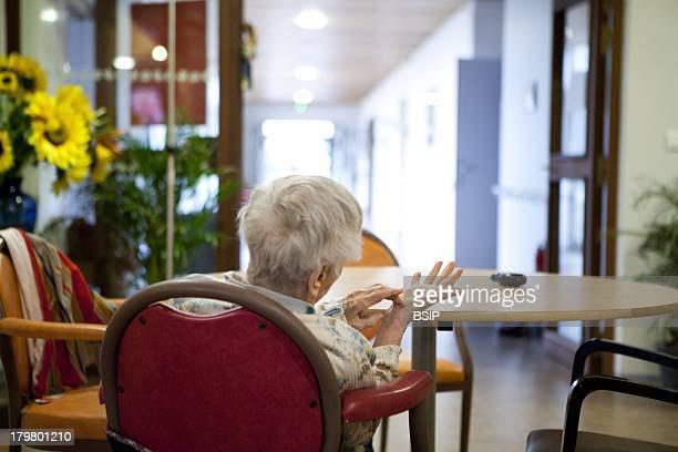 Retirement home at NotreDamedeGravenchon France