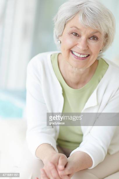 Retirement is bliss thanks to her financial planning