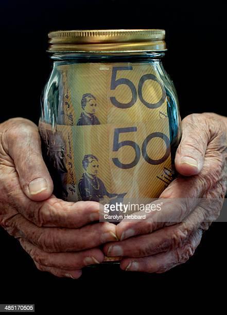 Retirement Savings - Australian Currency