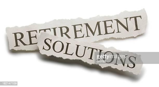 Retiremnet Lösungen