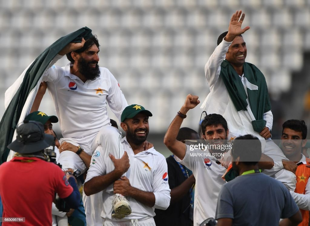CRICKET-DMA-WIS-PAK : News Photo