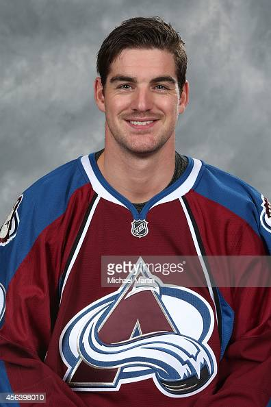 Reto Berra of the Colorado Avalanche poses for his official headshot for the 20142015 NHL season on September 18 2014 in Denver Colorado