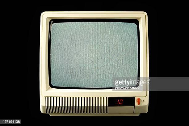 TV de antologia dos anos 80. Grande italiano design para os consumidores.