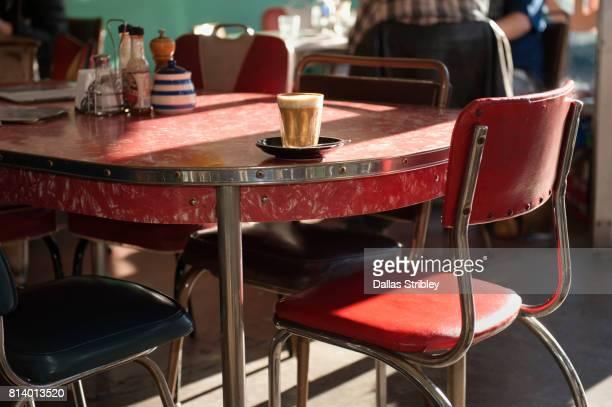 Retro cafe in St Kilda