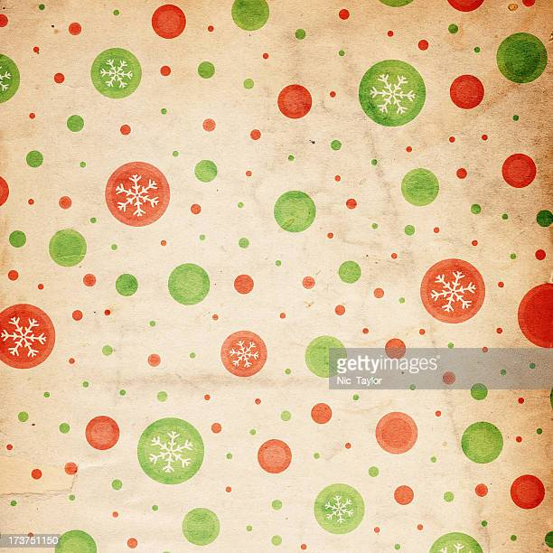 Retro Christmas Hintergrund XXXL