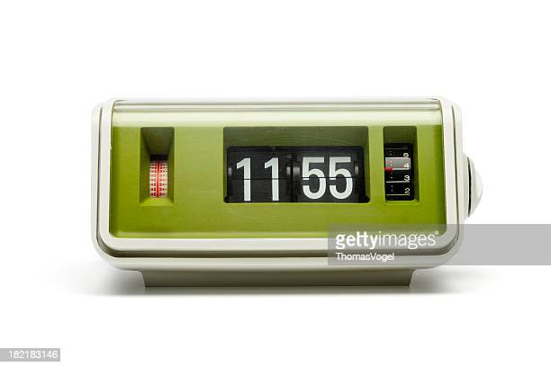 Retro-Digitale flip clock